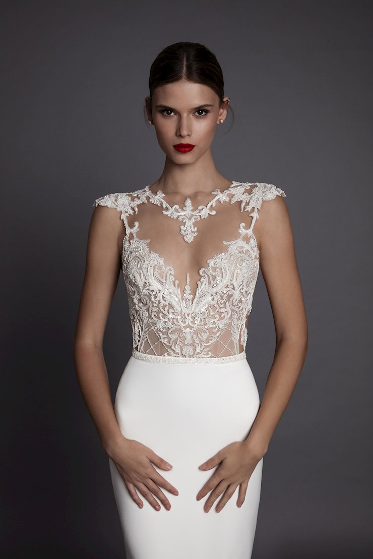 Berta Bridal Style #AURORA