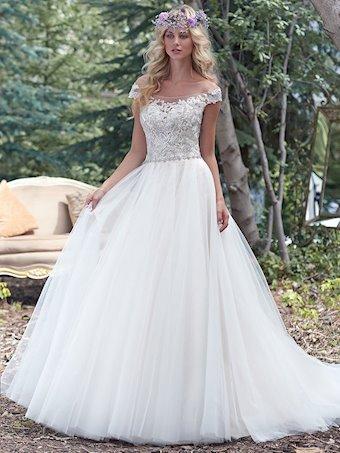 Maggie Sottero Bridal Style #Montgomery
