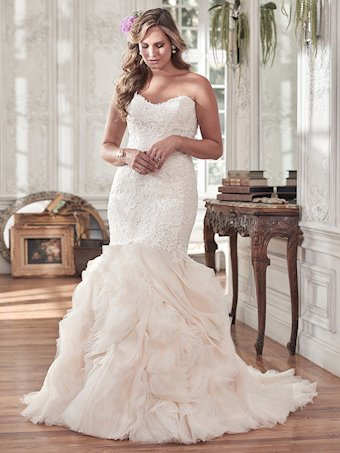Maggie Sottero Bridal Style #Paulina