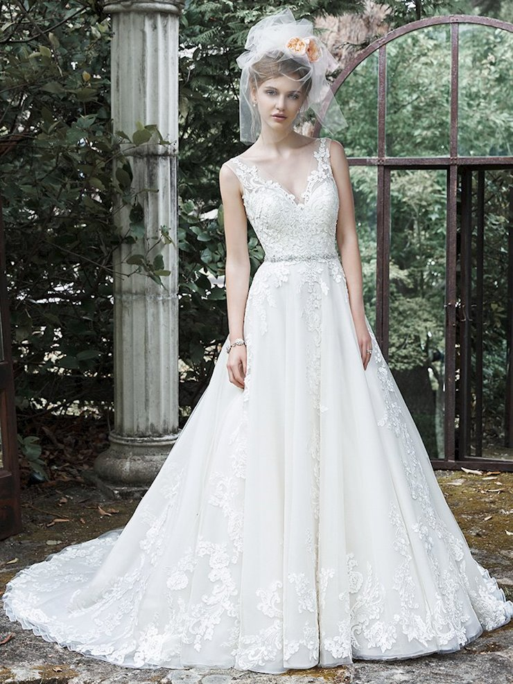 Maggie Sottero Style #Sybil Image