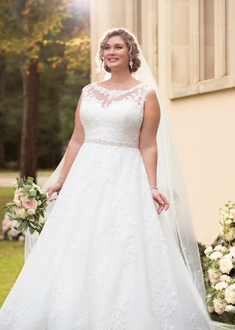 Stella York Plus Size #6303