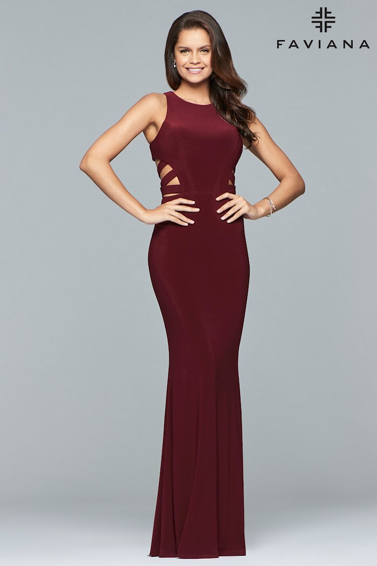 Faviana Prom Dresses Style #8018