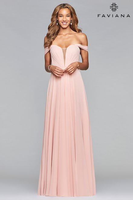 Pink Prom Dresses And Gowns