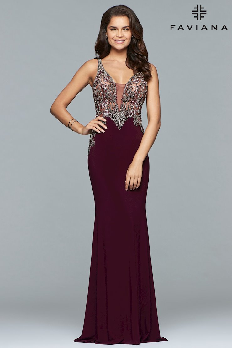 Faviana Prom Dresses S10002