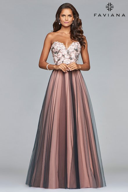2019 Prom Dresses And Gowns Trends