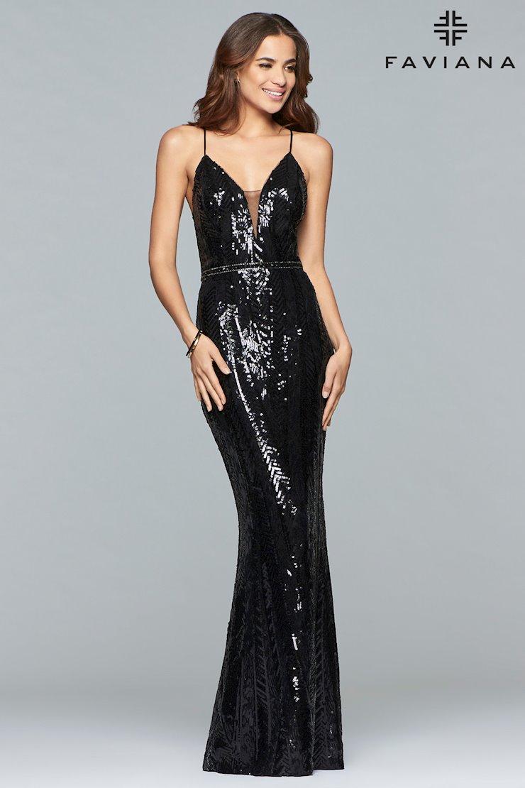 Faviana Prom Dresses S8011