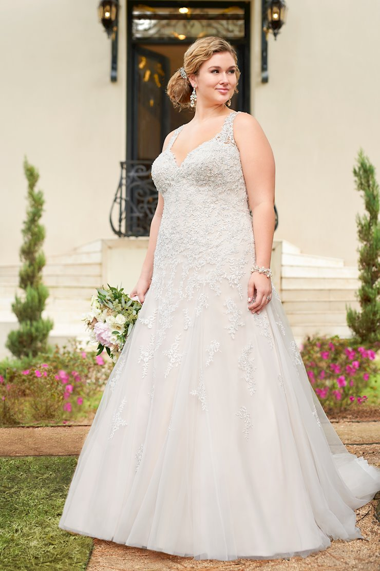 Stella York Plus Size 6401