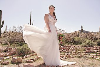 Lillian West Style #6515