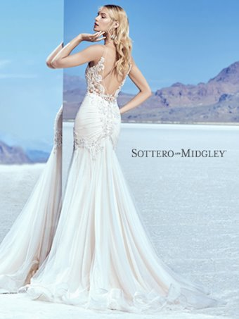 Sottero and Midgley Style #Khloe