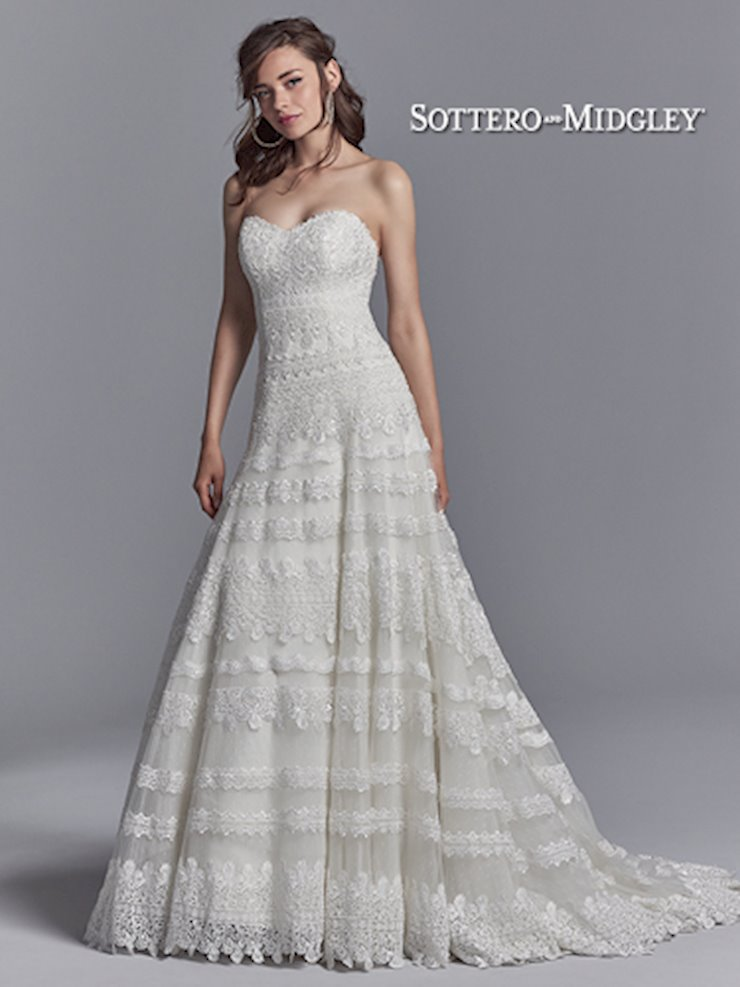 Sottero & Midgley Bridal Reed