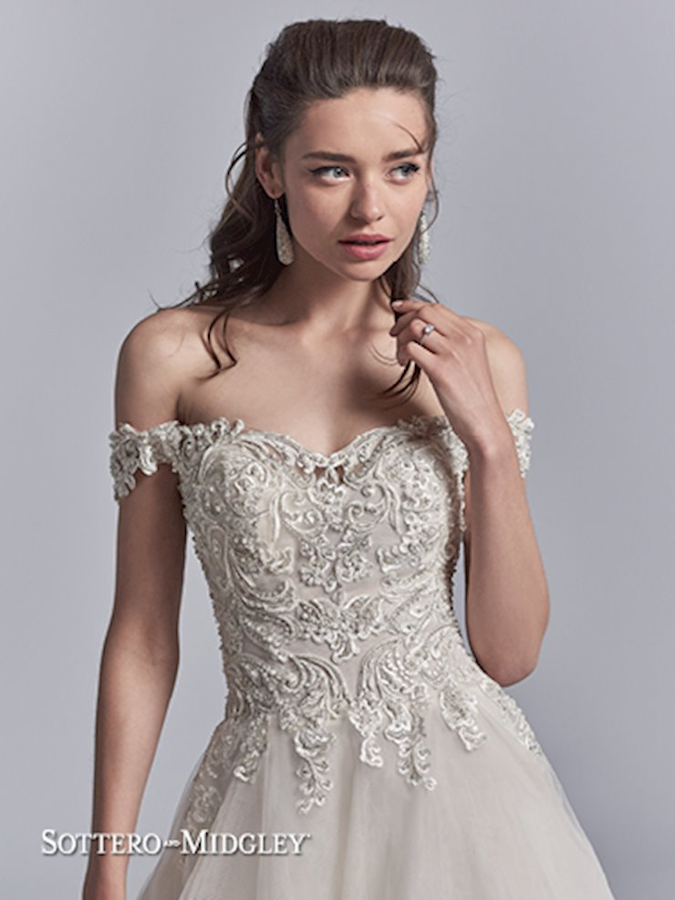 Sottero and Midgley Safira Image