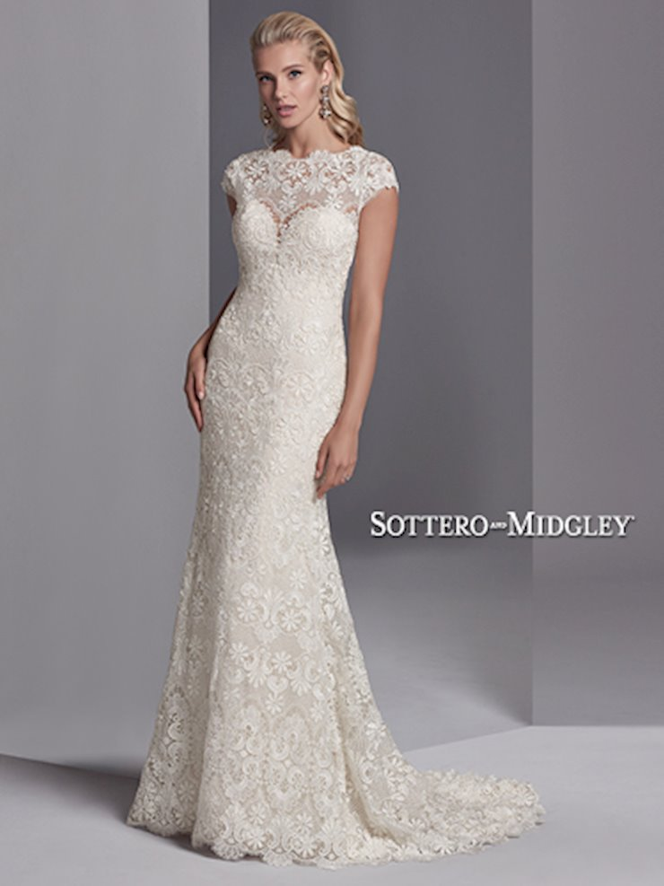 Sottero & Midgley Bridal Zayn