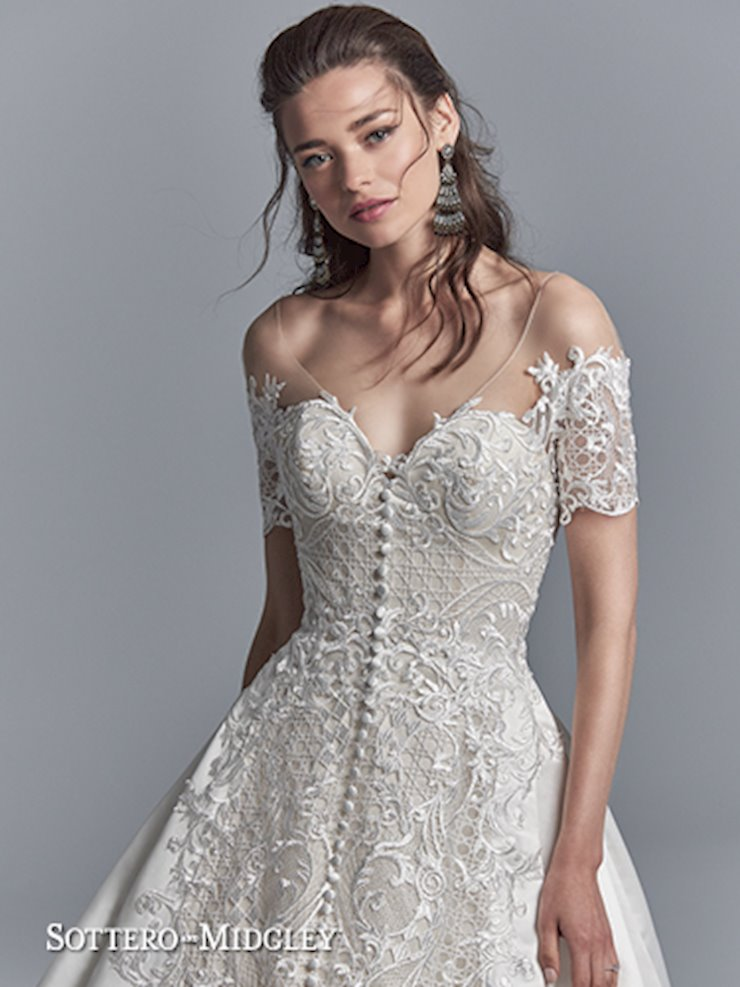 Sottero & Midgley Bridal Zeta