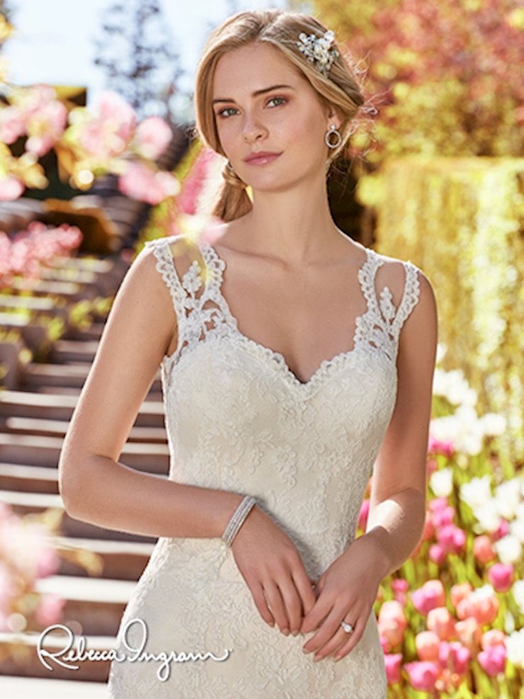 Rebecca Ingram Bridal Shirley