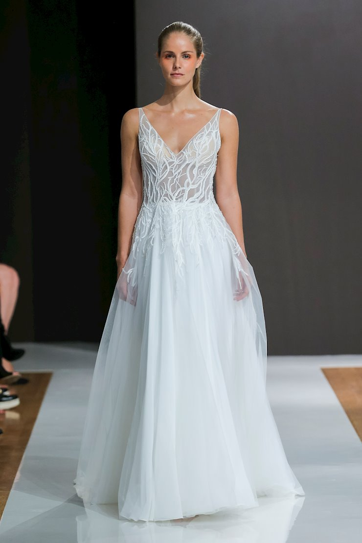 Mark Zunino Bridal Z6103