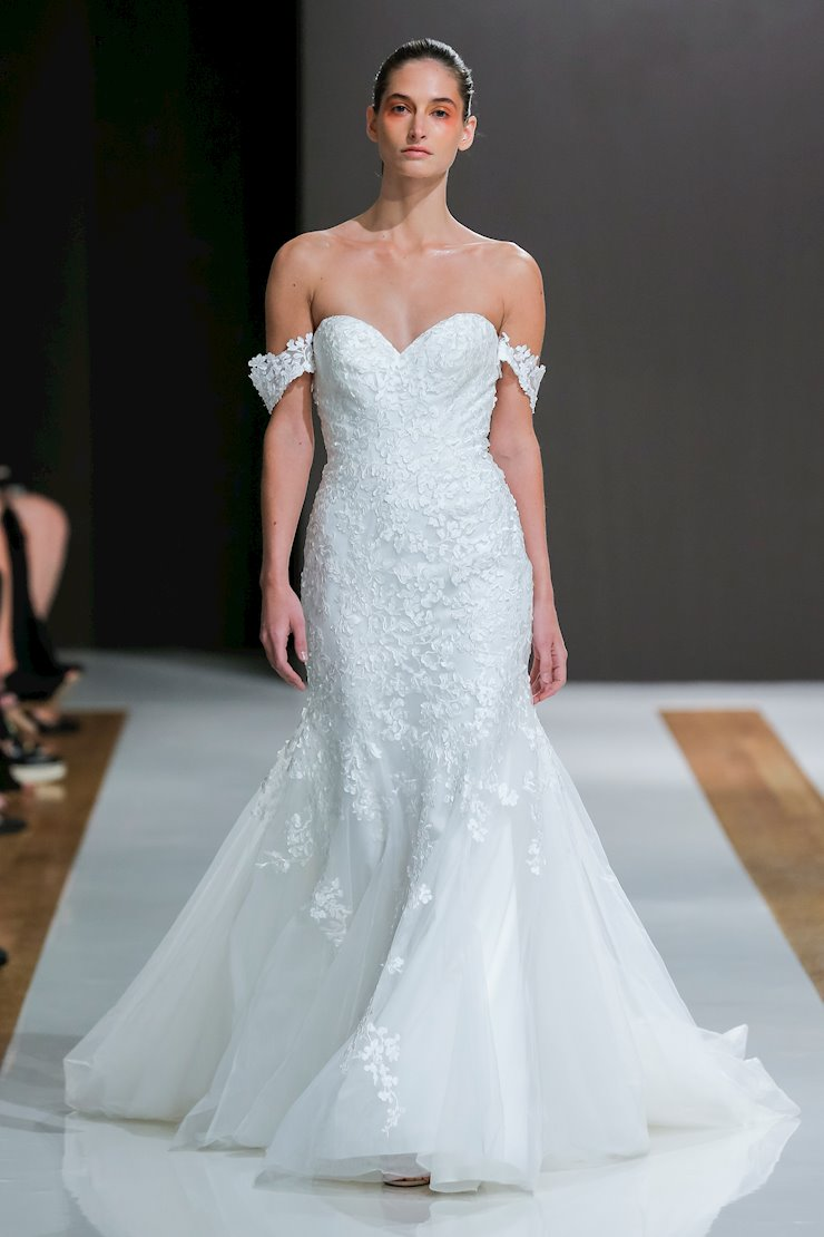 Mark Zunino Bridal Z6106