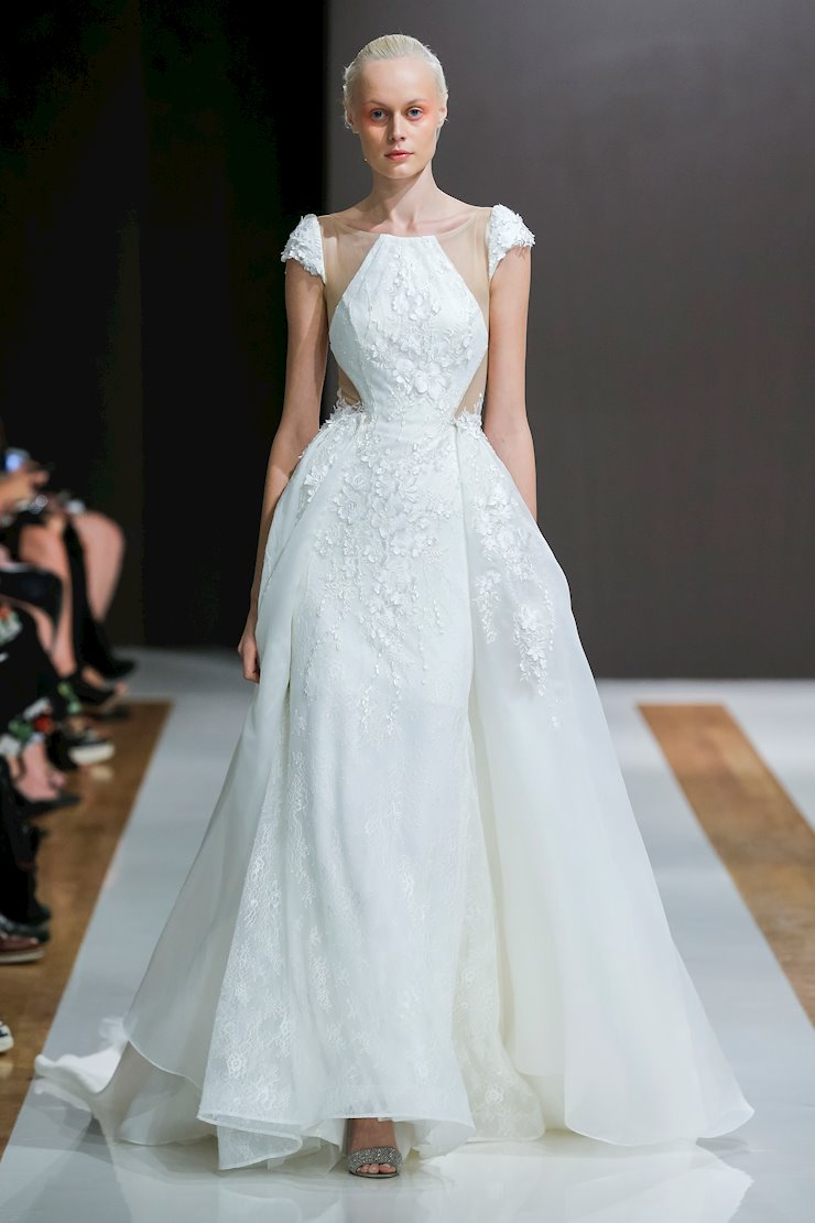 Mark Zunino Bridal Z6111