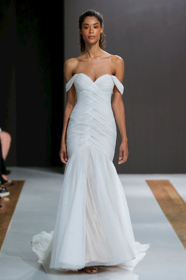 Mark Zunino Bridal Z6114