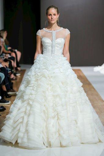 Mark Zunino Bridal Style #Z6120