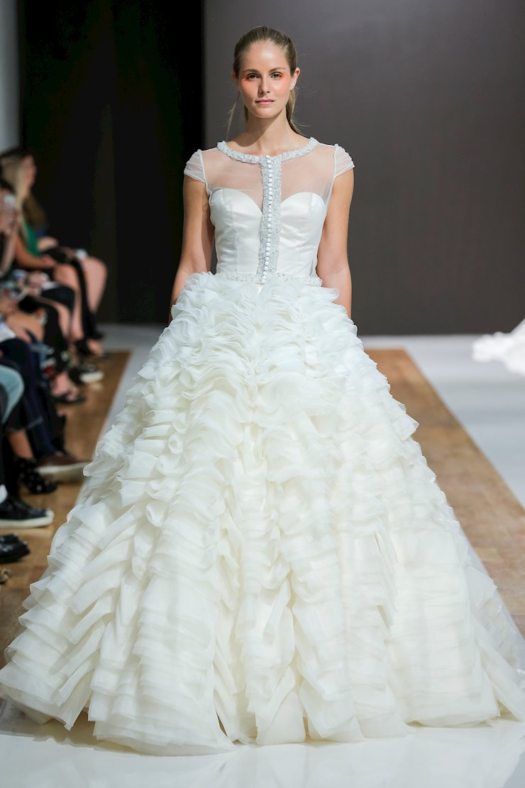 Mark Zunino Bridal Z6120
