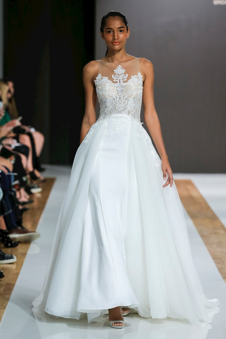 Mark Zunino Bridal Z6124