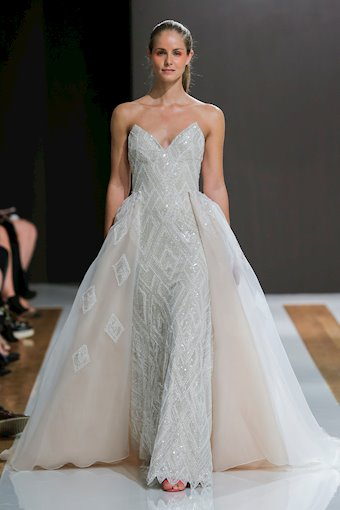 Mark Zunino Bridal Z6127