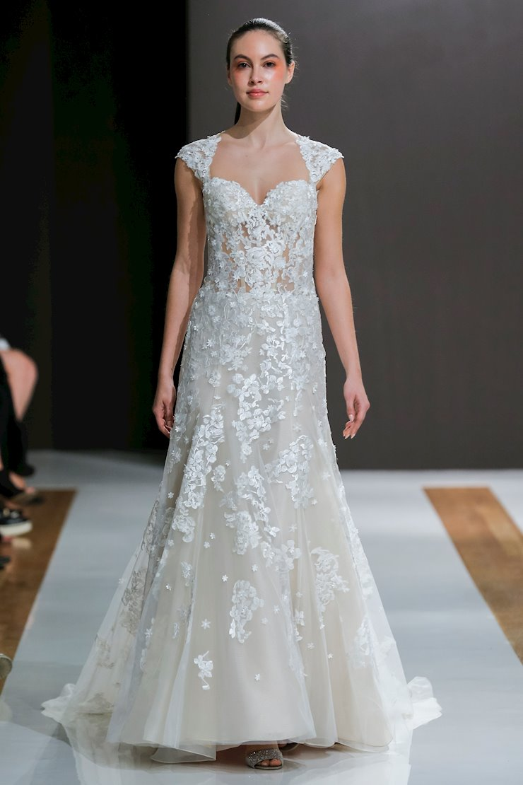 Mark Zunino Bridal Z6129