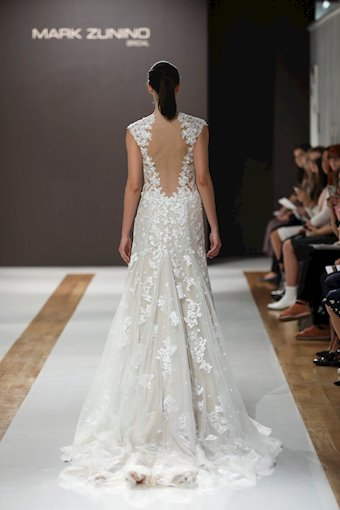Mark Zunino Bridal Style #Z6129
