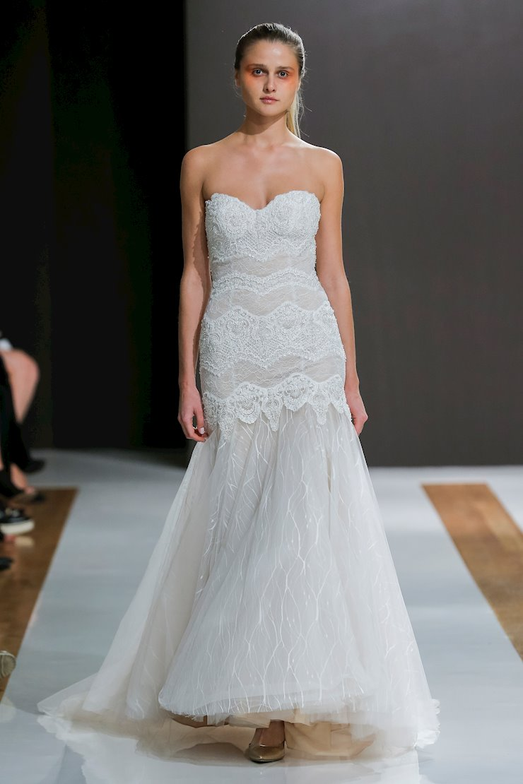 Mark Zunino Bridal Z6130