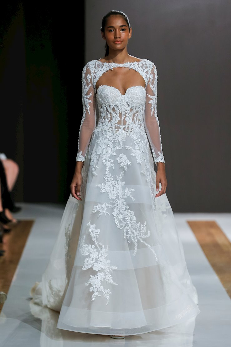 Mark Zunino Bridal Z6131