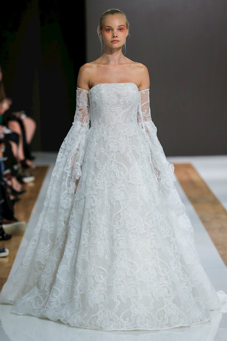 Mark Zunino Bridal Z6133