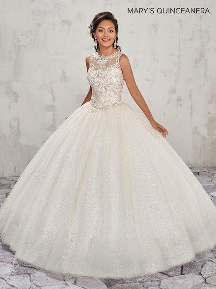 Mary's Bridal MQ1004