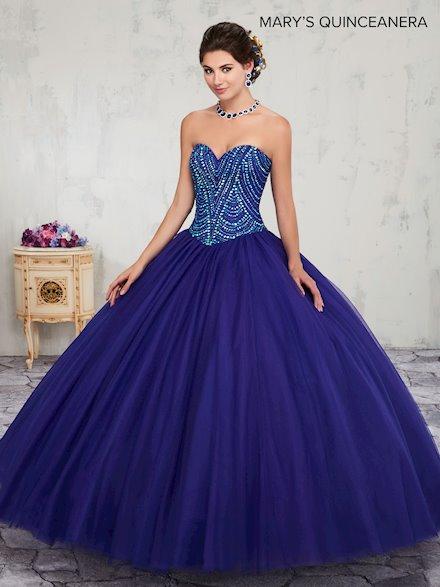 Mary's Bridal MQ1010