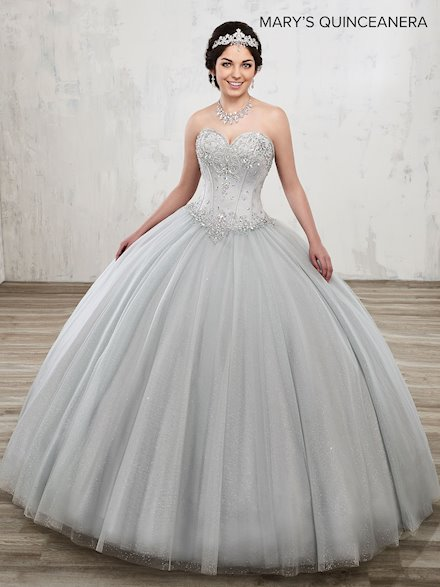 Mary's Bridal MQ1013
