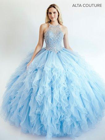 Mary's Bridal Style #MQ3008