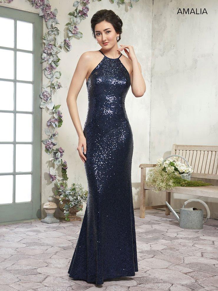 Mary's Bridal Style #MB7001