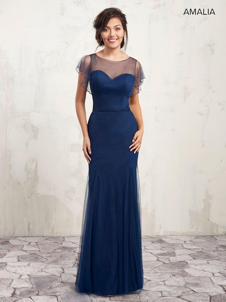 Mary's Bridal Style #MB7002