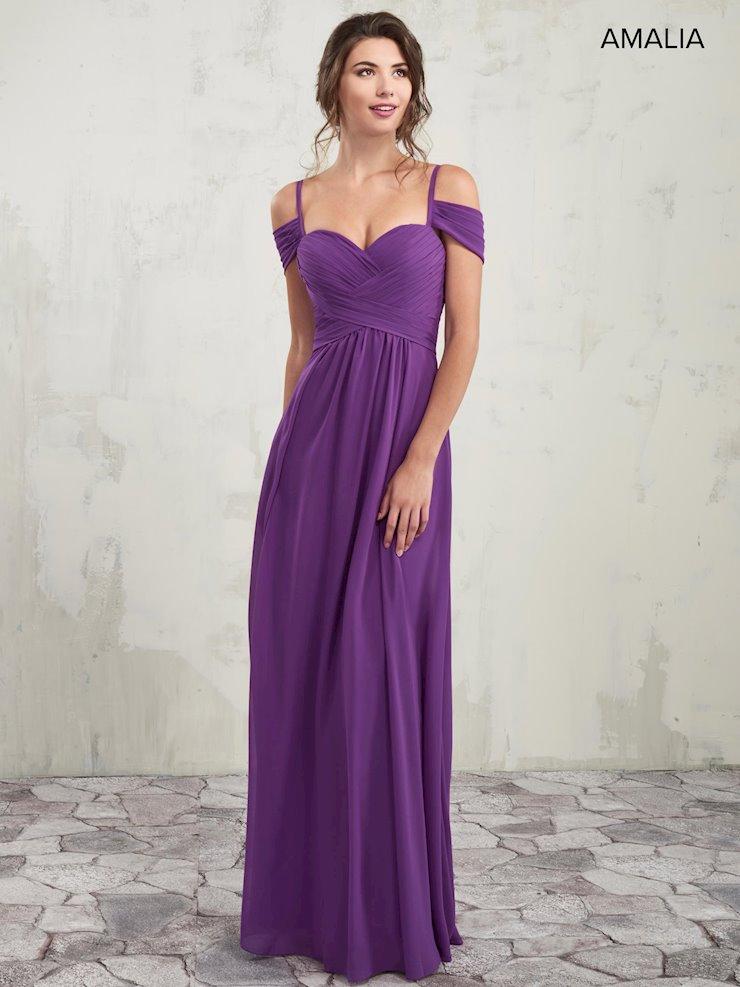 Mary's Bridal Style #MB7004