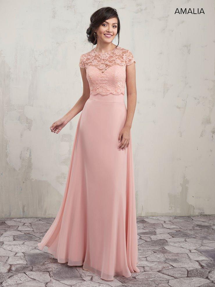 Mary's Bridal Style #MB7006