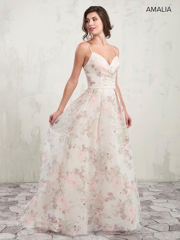 Mary's Bridal Style #MB7007