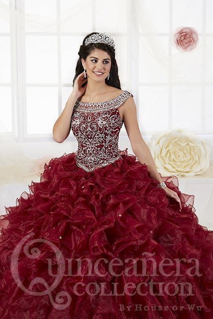 Quinceanera Collection (HoW) Style #26897 Image