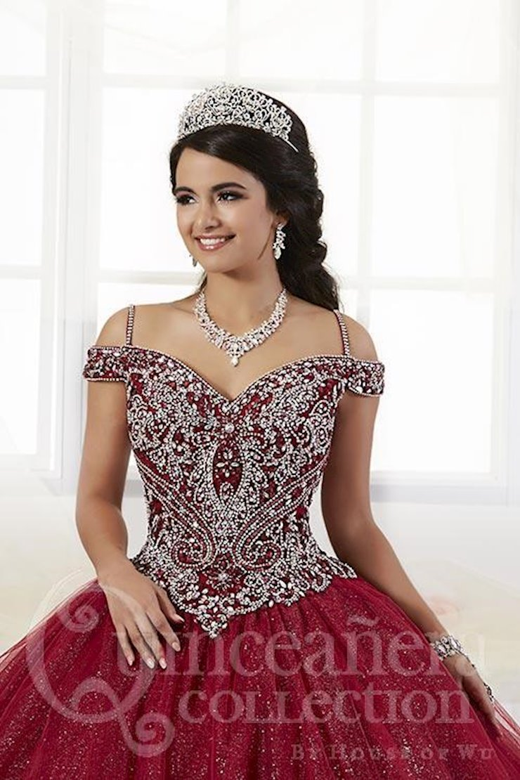 Quinceanera Collection (HoW) Style #26899 Image
