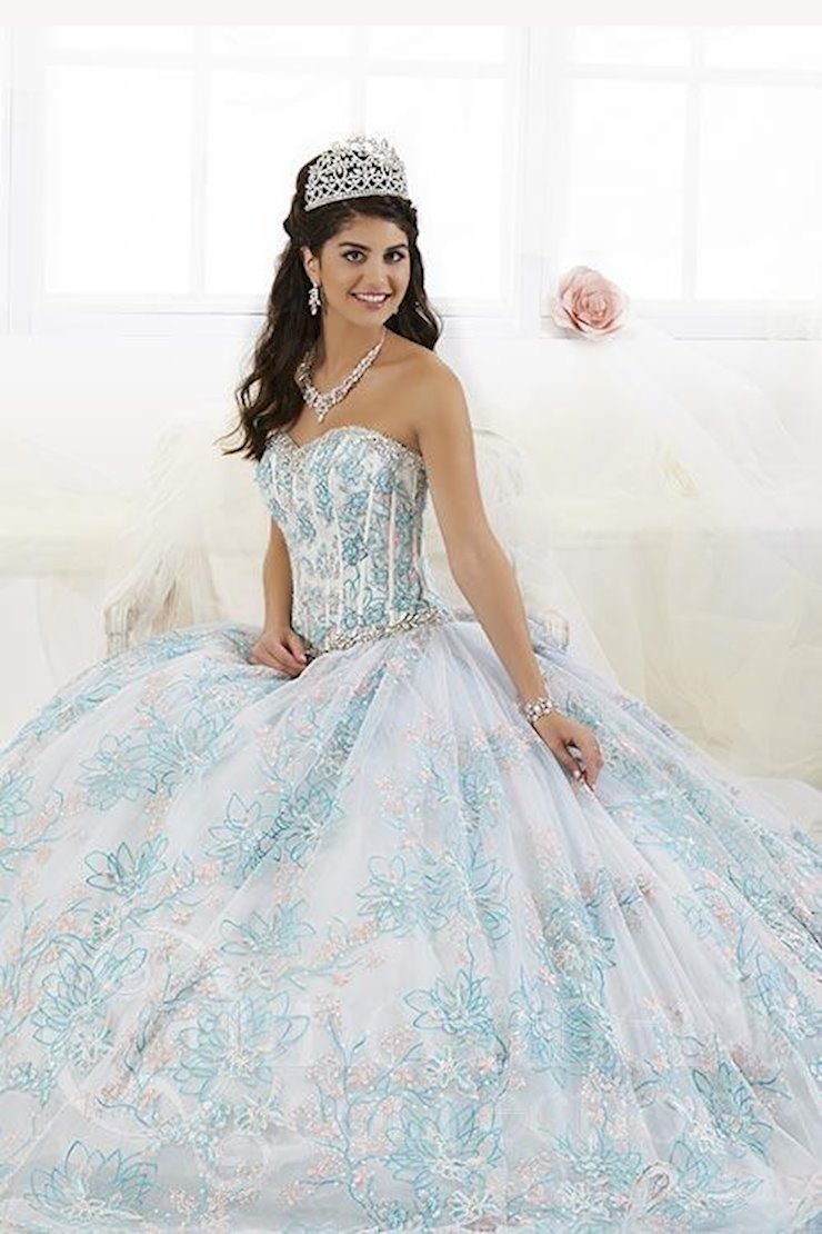 Quinceanera Collection (HoW) Style #26902 Image