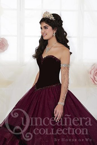 House Of Wu Quinceanera Style #26907