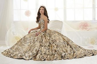 Quinceanera Collection (HoW) Style #26909