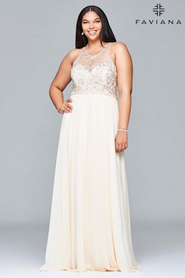 Faviana Plus Style #9374