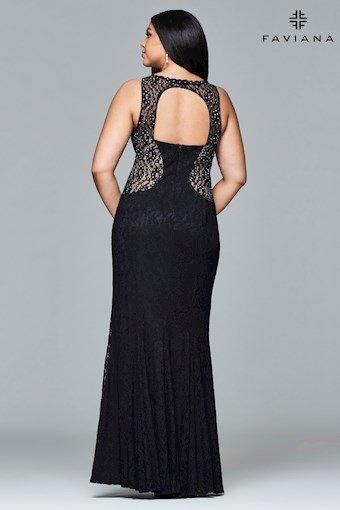 Faviana Plus Style #9386