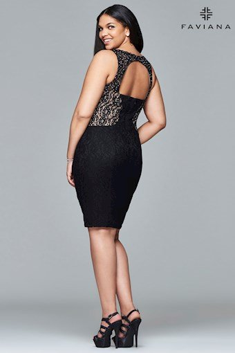Faviana Plus Style #9411