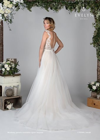 Evelyn Bridal Serah 17834A