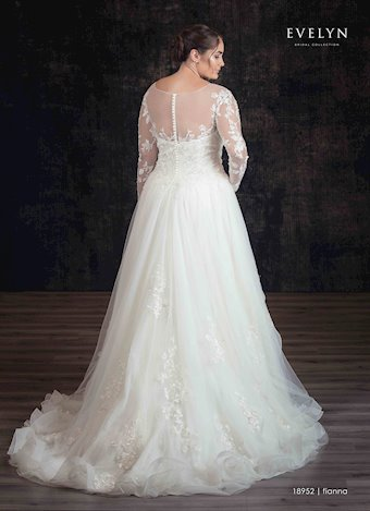 Evelyn Bridal 18952